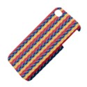 Colorful Chevron Retro Pattern Apple iPhone 4/4S Premium Hardshell Case View4