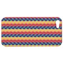 Colorful Chevron Retro Pattern Apple iPhone 5 Hardshell Case View1