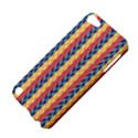 Colorful Chevron Retro Pattern Apple iPod Touch 5 Hardshell Case View4
