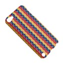 Colorful Chevron Retro Pattern Apple iPod Touch 5 Hardshell Case View5