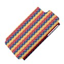 Colorful Chevron Retro Pattern Apple iPhone 5 Hardshell Case (PC+Silicone) View4