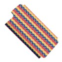 Colorful Chevron Retro Pattern Apple iPhone 5 Hardshell Case (PC+Silicone) View5
