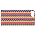 Colorful Chevron Retro Pattern Apple iPhone 5 Classic Hardshell Case View1
