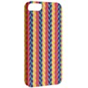 Colorful Chevron Retro Pattern Apple iPhone 5 Classic Hardshell Case View2