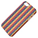Colorful Chevron Retro Pattern Apple iPhone 5 Classic Hardshell Case View4