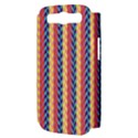 Colorful Chevron Retro Pattern Samsung Galaxy S III Hardshell Case (PC+Silicone) View3