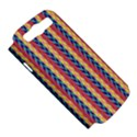 Colorful Chevron Retro Pattern Samsung Galaxy S III Hardshell Case (PC+Silicone) View5