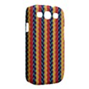 Colorful Chevron Retro Pattern Samsung Galaxy S III Classic Hardshell Case (PC+Silicone) View2