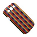 Colorful Chevron Retro Pattern Samsung Galaxy S III Classic Hardshell Case (PC+Silicone) View5
