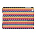 Colorful Chevron Retro Pattern Apple iPad Mini Hardshell Case (Compatible with Smart Cover) View1