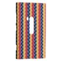 Colorful Chevron Retro Pattern Nokia Lumia 920 View2