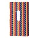 Colorful Chevron Retro Pattern Nokia Lumia 920 View3