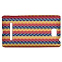 Colorful Chevron Retro Pattern HTC 8S Hardshell Case View1
