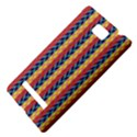 Colorful Chevron Retro Pattern HTC 8S Hardshell Case View4