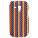 Colorful Chevron Retro Pattern Samsung Galaxy S3 MINI I8190 Hardshell Case View2