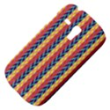 Colorful Chevron Retro Pattern Samsung Galaxy S3 MINI I8190 Hardshell Case View4