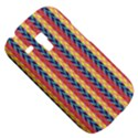 Colorful Chevron Retro Pattern Samsung Galaxy S3 MINI I8190 Hardshell Case View5