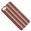 Colorful Chevron Retro Pattern Apple iPhone 5 Hardshell Case with Stand View5