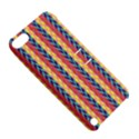 Colorful Chevron Retro Pattern Apple iPod Touch 5 Hardshell Case with Stand View5