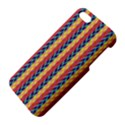Colorful Chevron Retro Pattern Apple iPhone 5 Premium Hardshell Case View4