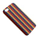 Colorful Chevron Retro Pattern Apple iPhone 5 Premium Hardshell Case View5