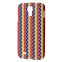 Colorful Chevron Retro Pattern Samsung Galaxy S4 I9500/I9505 Hardshell Case View3