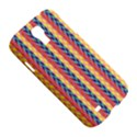 Colorful Chevron Retro Pattern Samsung Galaxy S4 I9500/I9505 Hardshell Case View5