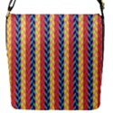 Colorful Chevron Retro Pattern Flap Covers (S)  View1