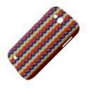 Colorful Chevron Retro Pattern Samsung Galaxy Grand GT-I9128 Hardshell Case  View4