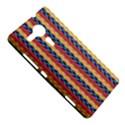 Colorful Chevron Retro Pattern Sony Xperia SP View5