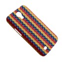 Colorful Chevron Retro Pattern Samsung Galaxy Mega 6.3  I9200 Hardshell Case View5