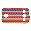 Colorful Chevron Retro Pattern Samsung Galaxy S7710 Xcover 2 Hardshell Case View1