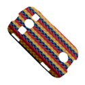 Colorful Chevron Retro Pattern Samsung Galaxy S7710 Xcover 2 Hardshell Case View5