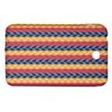 Colorful Chevron Retro Pattern Samsung Galaxy Tab 3 (7 ) P3200 Hardshell Case  View1
