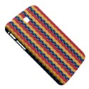 Colorful Chevron Retro Pattern Samsung Galaxy Tab 3 (7 ) P3200 Hardshell Case  View5