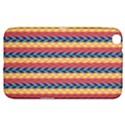Colorful Chevron Retro Pattern Samsung Galaxy Tab 3 (8 ) T3100 Hardshell Case  View1