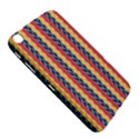 Colorful Chevron Retro Pattern Samsung Galaxy Tab 3 (8 ) T3100 Hardshell Case  View5