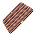 Colorful Chevron Retro Pattern Samsung Galaxy Tab 3 (10.1 ) P5200 Hardshell Case  View4
