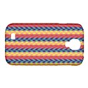 Colorful Chevron Retro Pattern Samsung Galaxy S4 Classic Hardshell Case (PC+Silicone) View1