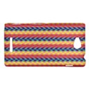 Colorful Chevron Retro Pattern Sony Xperia C (S39H) View1
