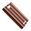 Colorful Chevron Retro Pattern Sony Xperia C (S39H) View5