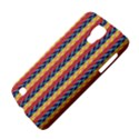Colorful Chevron Retro Pattern Galaxy S4 Active View4