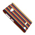 Colorful Chevron Retro Pattern Nokia Lumia 720 View5