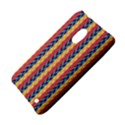 Colorful Chevron Retro Pattern Nokia Lumia 620 View4