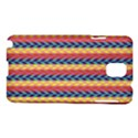 Colorful Chevron Retro Pattern Samsung Galaxy Note 3 N9005 Hardshell Case View1