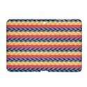 Colorful Chevron Retro Pattern Samsung Galaxy Tab 2 (10.1 ) P5100 Hardshell Case  View1