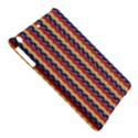 Colorful Chevron Retro Pattern iPad Air Hardshell Cases View5