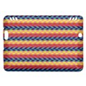 Colorful Chevron Retro Pattern Kindle Fire HDX Hardshell Case View1