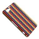 Colorful Chevron Retro Pattern Sony Xperia Z1 Compact View5
