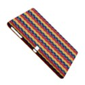Colorful Chevron Retro Pattern Samsung Galaxy Tab Pro 10.1 Hardshell Case View4